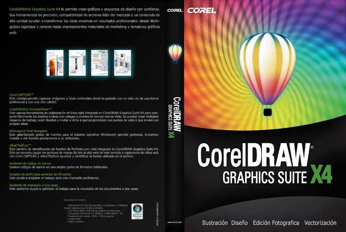 crack для corel draw x4 скачать бесплатно